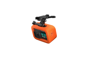 GoPro HERO9 Black kameros įsikandamas laikiklis + plūduras / Bite Mount + Floaty