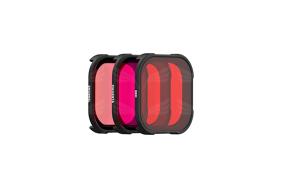 PolarPro DiveMaster filtrų rinkinys HERO9 kameros apsauginiam įdėklui / Filter Kit (HERO9 Black Protective Housing)