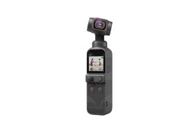 DJI Pocket 2 Creator Combo kamera su stabilizatoriumi ir papildomais priedais