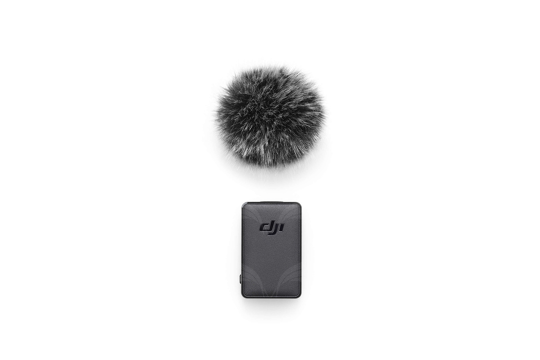 DJI Pocket 2 bevielio mikrofono siųstuvas / Wireless Microphone Transmitter