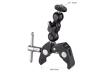 SmallRig 2164 tvirtinimas su rutuline galva / Crab-Shaped Clamp w/ Ballhead M-Arm