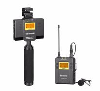 Saramonic UwMic9 Kit 12 (TX9 +SP-RX9) prisegamas bevielis mikrofonas