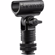 Saramonic SR-SMC1 mikrofono laikiklis / Shock Mount for Shotgun Mic
