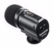 Saramonic SR-PMIC2 stereo kondensatorinis mikrofonas / Stereo Condenser Microphone