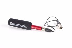 Saramonic SR-NV5 kardioidinis XLR mikrofonas / Cardioid XLR Microphone
