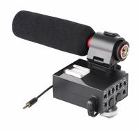 Saramonic MixMic audio mikseris 2-CH su XLR mikrofonu / Audio Mixer & XLR Mic
