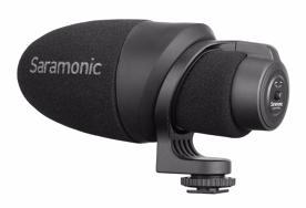 Saramonic CamMic lengvas mikrofonas kameroms / Lightweight On-Camera Mic