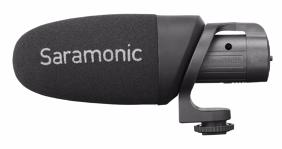 Saramonic CamMic+ lengvas mikrofonas kameroms / Lightweight On-Camera Mic