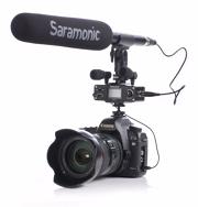Saramonic CaMixer dviejų kanalų audio mikseris / 2-Ch Audio Mixer Kit