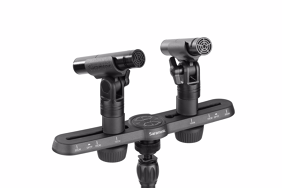 Saramonic SR-M500 2 vnt. kondensatoriniai XLR mikrofonai / Condenser Microphones