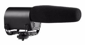Saramonic Vmic II kryptinis mikrofonas / Super-cardioid Shotgun Mic
