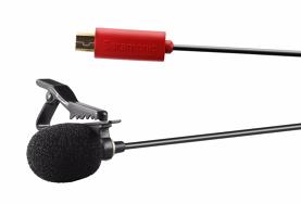 Saramonic SR-GMX1 laidinis mikrofonas skirtas GoPro HERO4/3