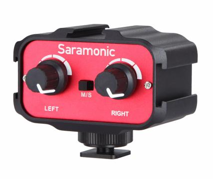 Saramonic SR-AX100 audio mikseris 2-CH 3.5mm / Audio Mixer