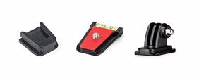 Joby Qr Plate Pack 3K lėkštučių rinkinys fotoaparatams