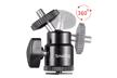 "SmallRig 2059 tvirtinimas su rutuline galva / Camera Cold shoe Ballhead-1/4"""