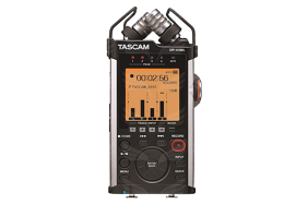 Tascam DR-44WL rankinis rekorderis / Handheld Portable Audio Recorder with WiFi