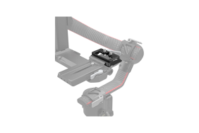 SmallRig 3154 Qr-Plate (arca) for DJI RS 2/RSC 2