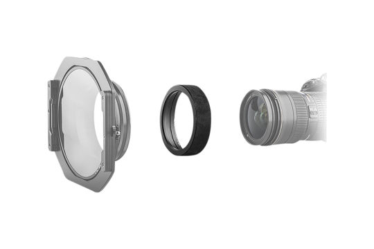 NiSi Adapter Ring for S5/S6 Holder Sony 12-24 - 72mm