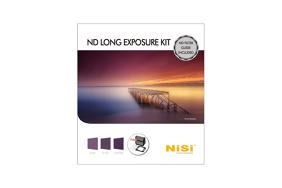 NiSi Filter IRND Long Exposure Kit 100mm
