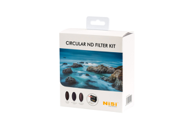 NiSi Filter Circular ND Kit 72mm