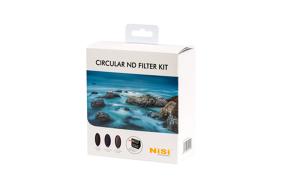 NiSi Filter Circular ND Kit 77mm