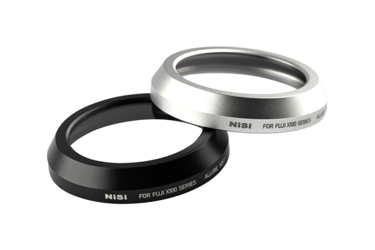 NiSi Filter Allure Soft for Fuji X100 (Silver)
