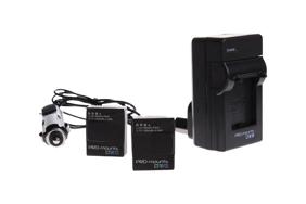 Pro-Mounts Battery Kit HERO3 /HERO3+