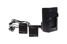 Pro-Mounts Battery Kit HERO4
