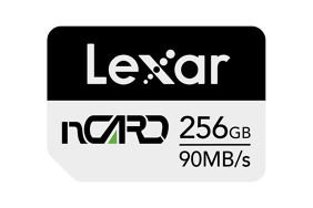 Lexar Ncard High Speed for Huawei Phones R90/W70 256Gb