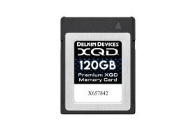 Delkin XQD 2933x R440/W400 120Gb