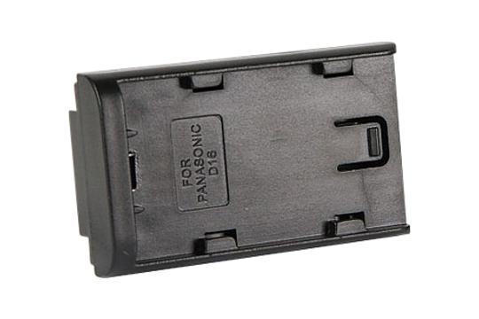 Ledgo Battery Adapter Panasonic D16 VbG-130