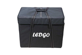 Ledgo LG-T3 Soft Case for 3 Led Panels + Stands & Accessories