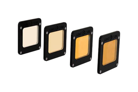 Lume Cube Filters-Cto Gel 4 Pack