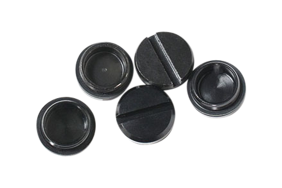 Lume Cube Acc Extra Black Cap Kit (5 units)