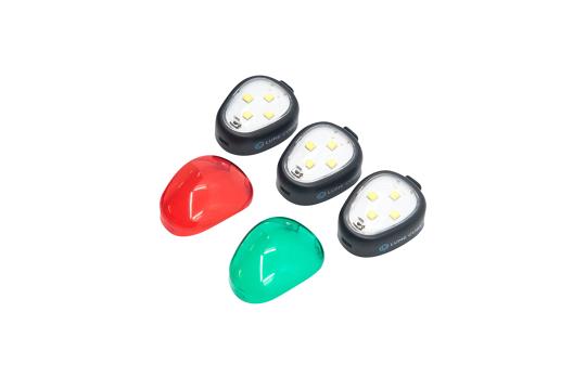 Lume Cube Strobe Anti Collision Light 3pk