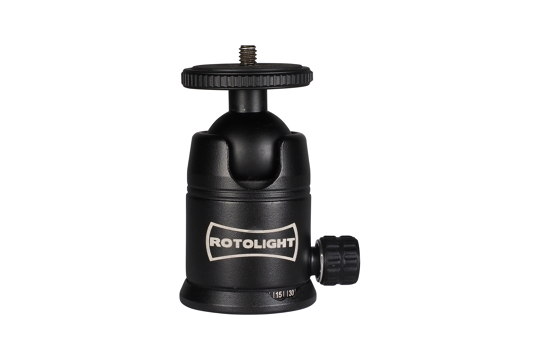 Rotolight Professional Aluminium Ball Head Qr