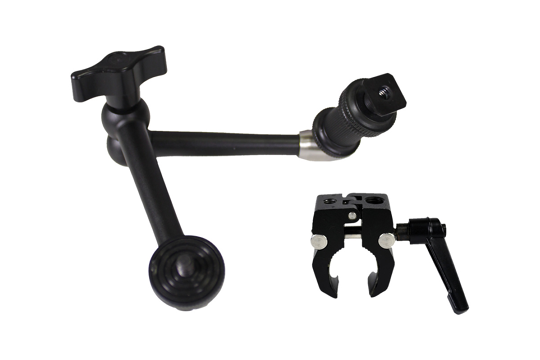 "Rotolight 10"" Articulating Arm And Clamp Kit"