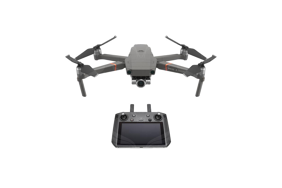 DJI Mavic 2 Enterprise ZOOM dronas su Smart Controller pultu