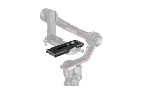 SmallRig 3158 Qr-Plate for DJI RS 2/RSC 2/Ronin S Manfrotto