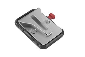 SmallRig 2990 Battery Plate V-Mount W Belt Clip