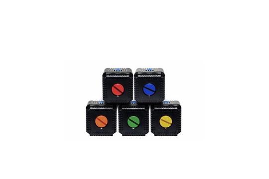 Lume Cube Acc Colored Cap Kit
