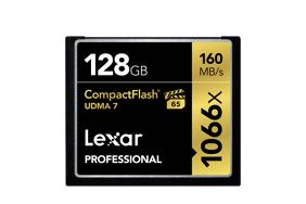 Lexar Pro CF 1066x UDMA 7 (VPG-65) R160 128Gb