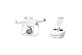 Phantom 4 dronas su multispektrine kamera / P4 RTK Multispectral