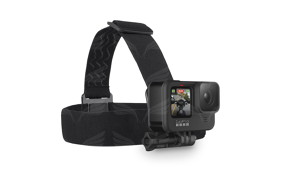 GoPro galvos diržas (originalus, be pakuotės) / Head Strap