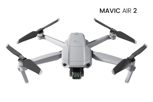 DJI Mavic Air 2 dronas / MA2