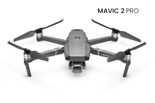 DJI Mavic 2 Pro dronas