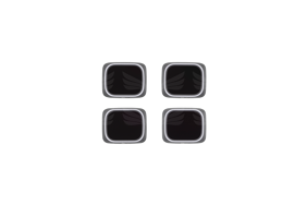 DJI Air 2S ND (ND64/128/256/512) filtrų komplektas / Filters Set