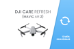 DJI Care Refresh (Mavic Air 2) EU 12 mėn. draudimas