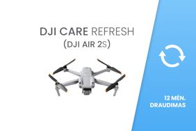DJI Care Refresh (Air 2S) EU 12 mėn. draudimas