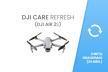 DJI Care Refresh (Air 2S) EU 24 mėn. draudimas